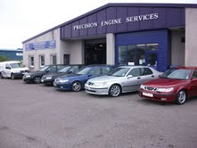 Precison Engine Services