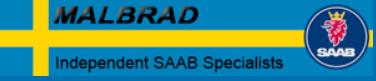 malbrad Saab logo