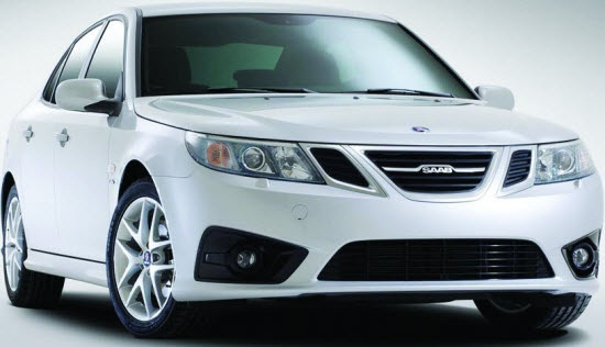 The New Nevs Saab 9-3