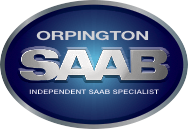 Orpington Saab Logo