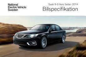New Nevs Saab 9-3