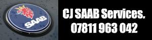 CJ Saab Services Logo